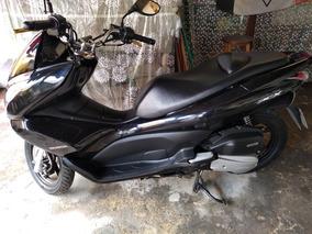 Honda Pcx 150 Cc Preta