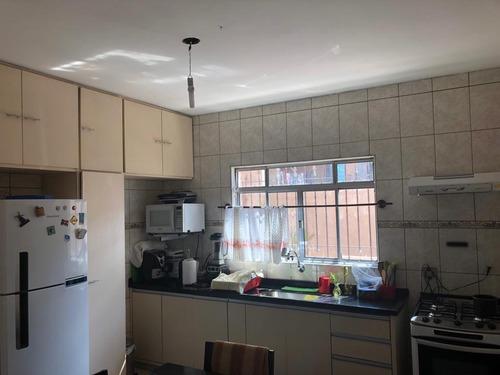 Sobrado Com 2 Dormitórios Para Alugar, 110 M² Por R$ 3.000,00/mês - Jardim Dos Camargos - Barueri/sp - So0567