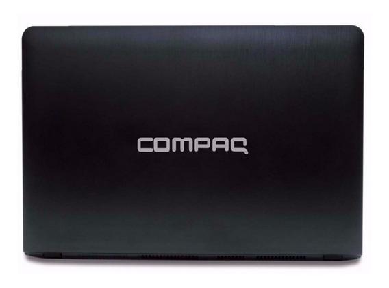 Tampa Carcaça Superior Notebook Compaq Cq18 + Moldura
