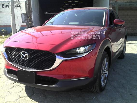 Mazda Cx30 Igt 2020 2wd 4 Cil Piel Q/cocos Eng $ 87,600