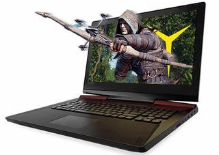 Notebook Lenovo Y920 32gb 1 Tb+ssd 512gb Geforce Gtx1070