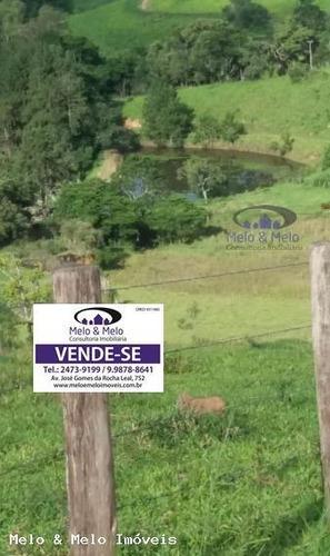 Imagem 1 de 10 de Terreno Para Venda Em Pedra Bela, Bairro Dos Pretos Municípo De Pedra Bela - 932_2-690226