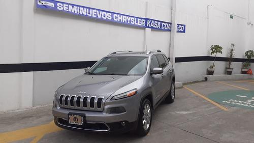 Imagen 1 de 15 de Jeep Cherokee 2017 Limited Plus