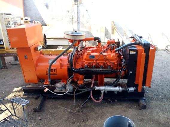 Generador Planta De Luz Dmt 75 Kw Motor Ford V8 A Gas