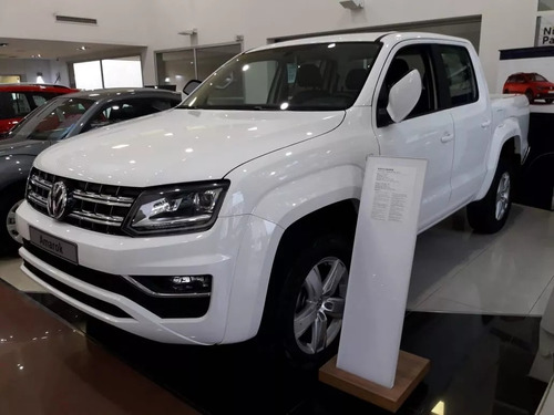 0km Volkswagen Amarok 2.0 Cd Tdi 180cv 4x4 Highline At 2