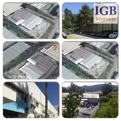 Galpão Industrial À Venda, Jardim Belval, Barueri. - Ga0027