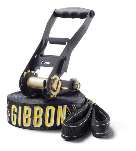 Imagem 1 de 3 de Kit Slackline Gibbon Jibline X13 - 15 Metros