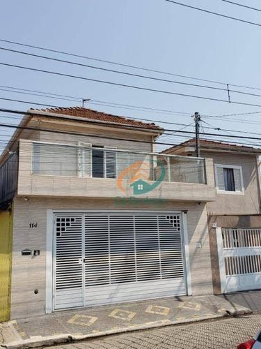 Sobrado Com 2 Dormitórios À Venda, 90 M² Por R$ 499.900,00 - Vila Gopoúva - Guarulhos/sp - So0542