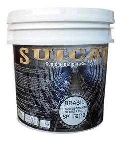 Suicav 5 Kg Suplemento Misturar Na Ração Núcleo Agrocave