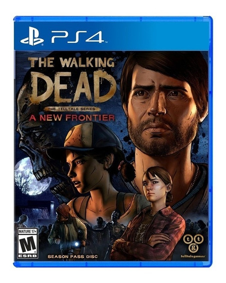 Jogo The Walking Dead A New Frontier Ps4