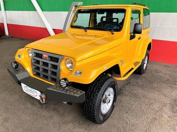 Troller 3.2 Diesel, 4x4, Turbo/intercooler, Linda Jeep!