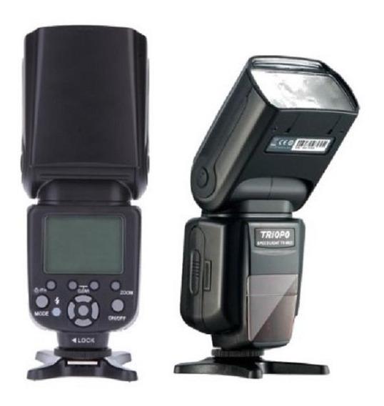Flash P/ Nikon Triopo982 D3100 D5200 D3400 D7100 D7000 D5100