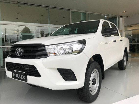 Toyota Hilux 4x2 Dx 2.4 Doble Cabina
