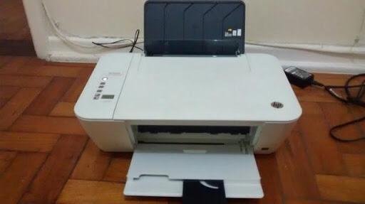 Impressora Hp Multifuncional - Jato De Tinta