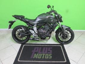 Yamaha Mt-07 Abs, Ano 2016, Revisada Com Garantia