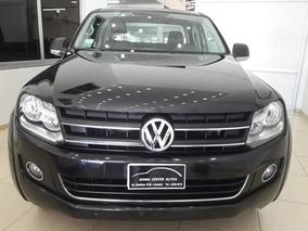 Volkswagen Amarok 2.0 Highline Pack Automatico 2014 Negra