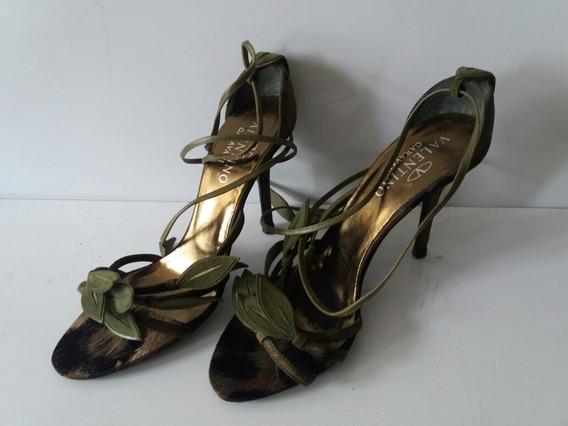 Sapato Exclusivo De Alto Luxo Valentino Garavani Made In Ita