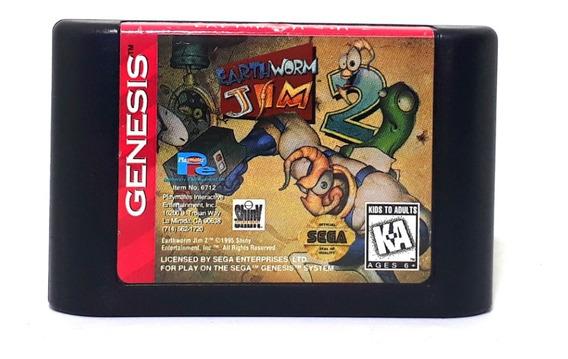 Earthworm Jim 2 Original Oferta! Loja Campinas