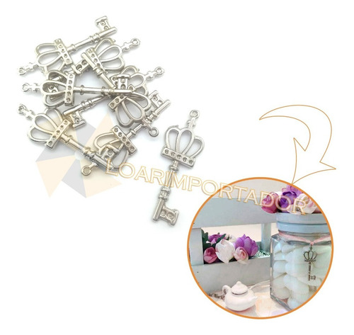 Dije Cucharitas Tenedores Cucharas Por 10 U Deco Tea