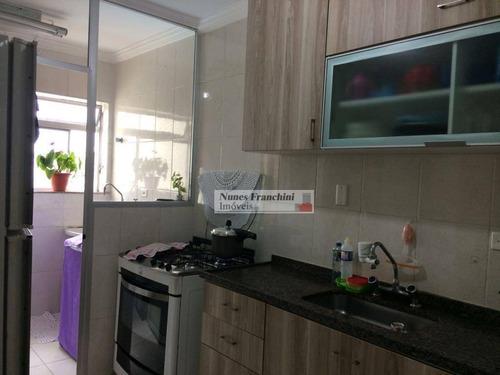 Apartamento À Venda, 74 M² Por R$ 480.000,00 - Limão (zona Norte) - São Paulo/sp - Ap5658