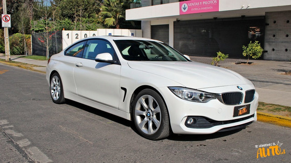 Bmw 420i Coupe 2016