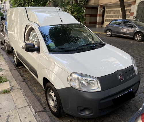 Fiat Nuevo Fiorino 1.4 8v - 2017 - 38.000km - Vendo Permuto