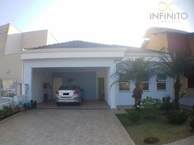 Casa Residencial À Venda, Condomínio Raizes, Paulínia - Ca1058. - Ca1058