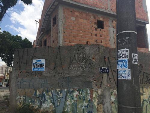 Sobrado Com 3 Dormitórios À Venda, 130 M² Por R$ 465.000,00 - Parque Das Nações - Santo André/sp - So3921