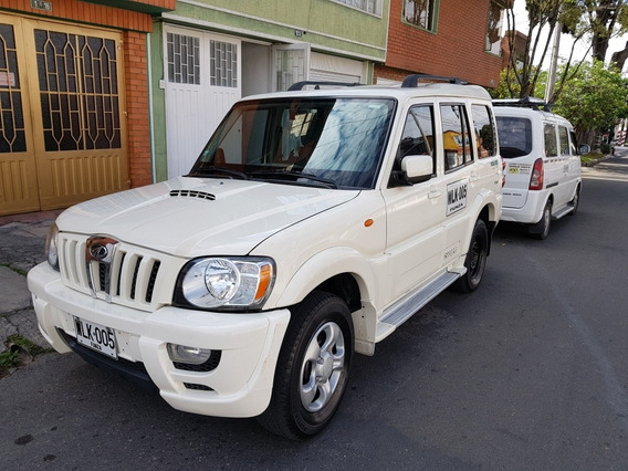 Mahindra Scorpio Camioneta Wagon
