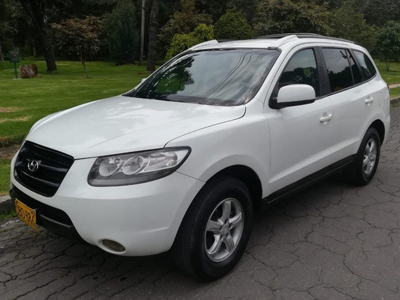 Hyundai Santa Fe Gl 2009 At