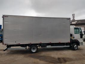 Ford Cargo 816 Baú Longo 2015