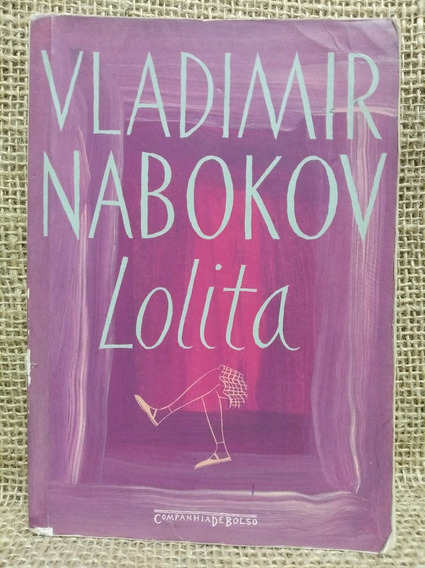 Livro Lolita - Ed. 2007