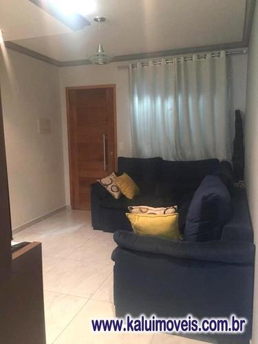 Imagem 1 de 14 de Jardim Santo André - Sobrado Em Condomínio - 75894
