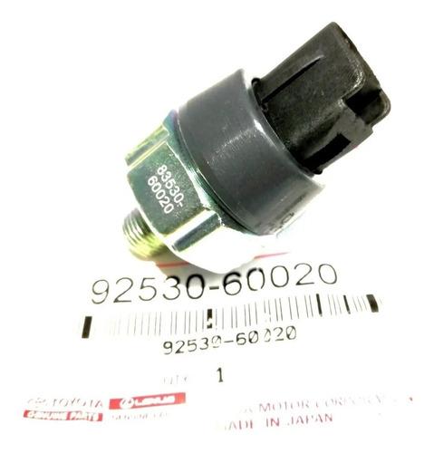 Valvula Yaris Sensor Presion Aceite 1999 A 2008 Tienda