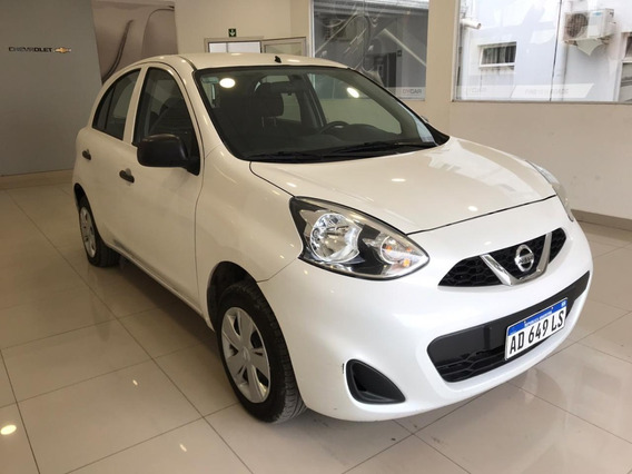 Nissan March Active 2019 Blanco