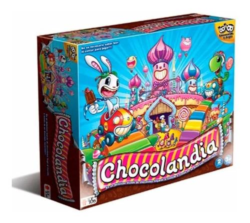 Chocolandia Juego De Mesa Familiar Original Top Toys Oferta