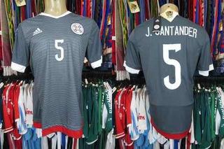Paraguai 2018 Conjunto Reserva (camisa + Calção) Tamanho P.
