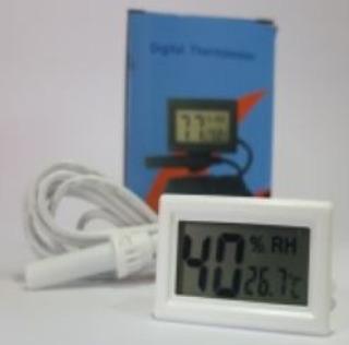 Termometro Hidrometro Digital Con Sonda