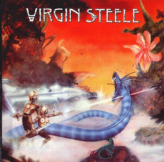 Virgin Steele - Virgin Steele - Cd
