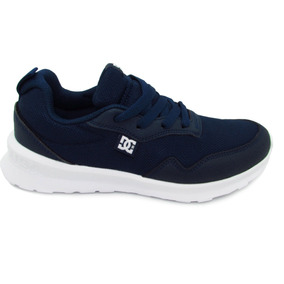 Tenis Dc Shoes Hartferd Adbs700077 Nwh Navy White Azul