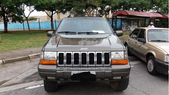 Jeep Grand Cherokee Laredo 1998 145000 Km Super Conservada