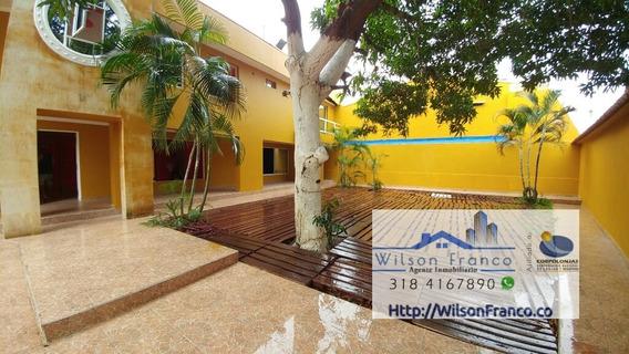 Casa En Venta, Mansión, Providencia, Cartagena