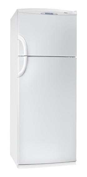 Heladera Columbia Con Freezer Htf-2434/h 414 Ltrs. Blanco