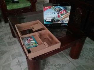 Wii U De 32 Gb Negro