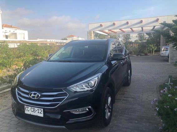Hyundai Santa Fe 2.2 Crdi 6 A/t Gls