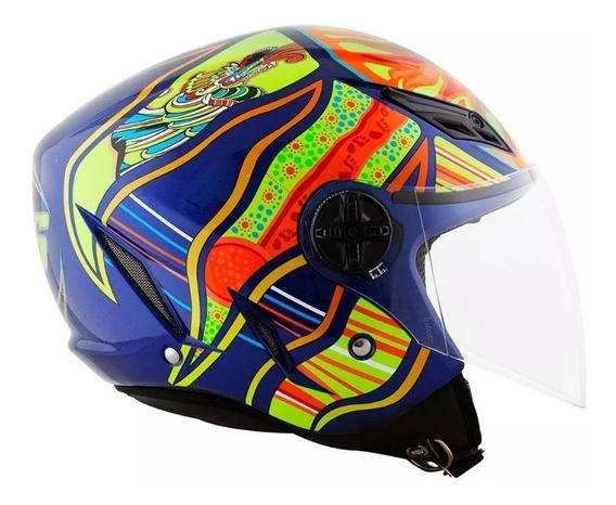 Capacete Agv Blade Five Continents Rossi
