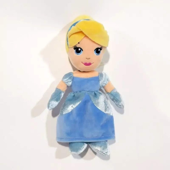 Boneca Cinderela Pelúcia - Disney