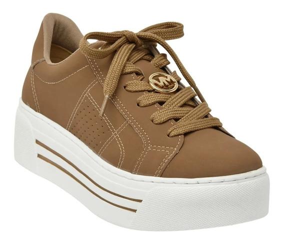 Tênis Feminino Via Marte Sneaker Chunky Lançamento