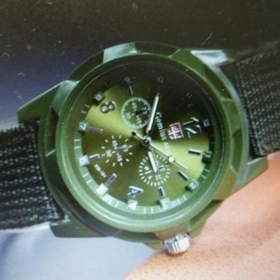 Relógio Genius Army