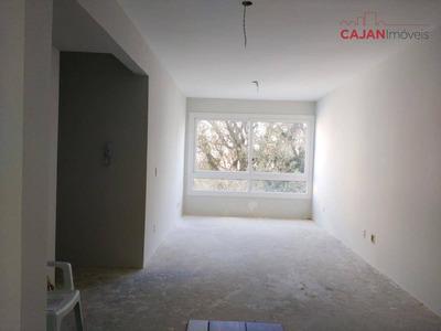 Apartamento Novo Com 2 Dormitórios E 1 Vaga De Garagem No Bairro Jardim Botânico - Ap4085